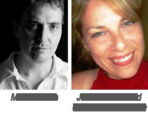 Michel Morin et Josée Robichaud